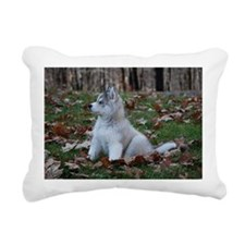 Yulon Rectangular Canvas Pillow