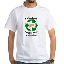 I contain recycled parts (liver tx) T-Shirt