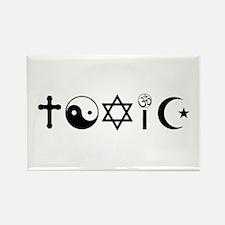 Religion Is Toxic Freethinker Magnets