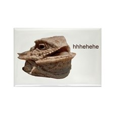 Laughing Iguana HeHe Lizard Magnets