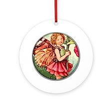 Fairy 1 Round Ornament