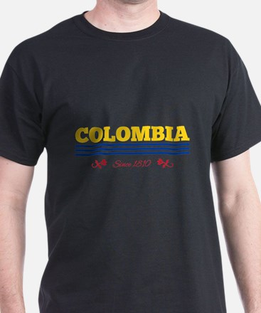 COLOMBIA since 1810 T-Shirt