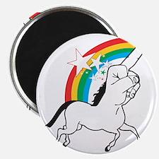 Unicorn meme Magnet