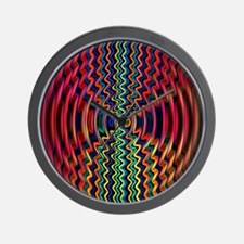Ripples in Time Wall Clock