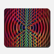 Ripples in Time Mousepad