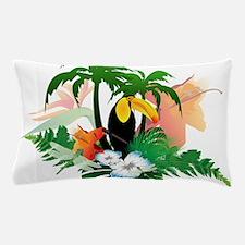 Toucan Pillow Case