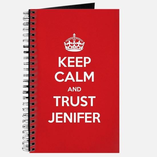 Trust Jenifer Journal