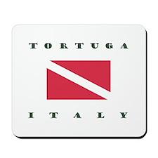 Tortuga Italy Dive Mousepad