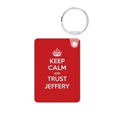 Trust Jeffery Keychains