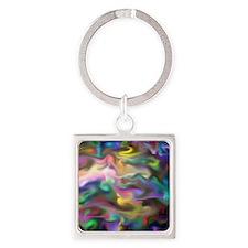 fascination fluid, multicolor2 Keychains