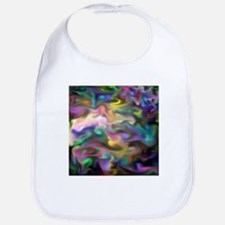 fascination fluid, multicolor2 Bib