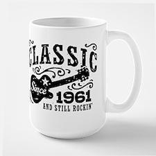 Classic Since 1961 Mug