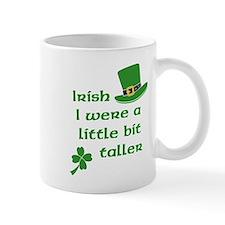 Irish I Were A Little Bit Taller St Patricks Day M