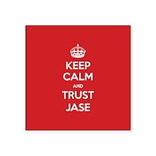 Trust Jase Sticker