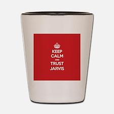 Trust Jarvis Shot Glass