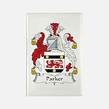 Parker Rectangle Magnet