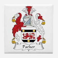 Parker Tile Coaster