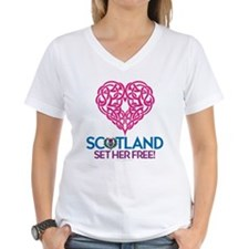 Love Scotland Shirt