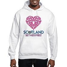 Love Scotland Hoodie