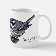 Black-Throated Gray Warbler Mug