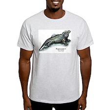 Rhinoceros Iguana T-Shirt