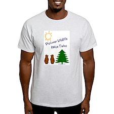 Discover Wildlife - Raise Twins T-Shirt
