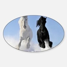 Beautiful Horses Decal