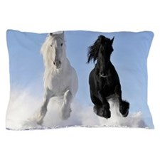 Beautiful Horses Pillow Case