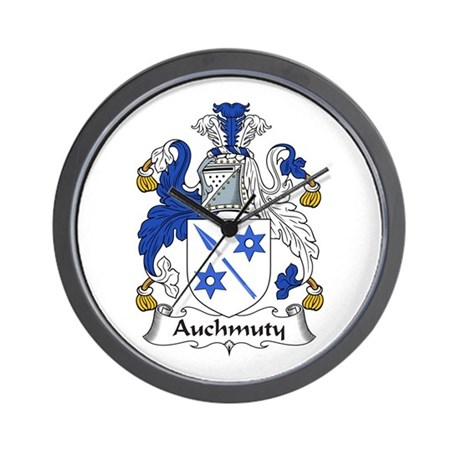 Auchmuty Wall Clock
