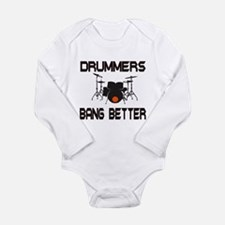 Drummers Bang Body Suit