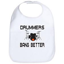 Drummers Bang Bib