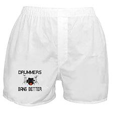 Drummers Bang Boxer Shorts