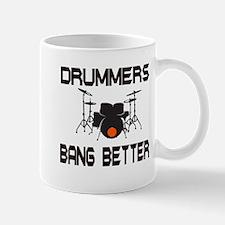 Drummers Bang Mugs