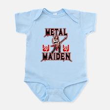 Metal Maiden 2 Infant Bodysuit