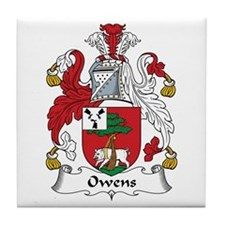 Owens Tile Coaster