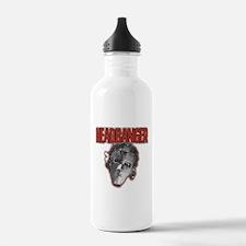 HeadBanger Water Bottle