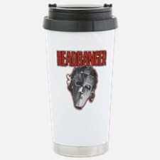 HeadBanger Travel Mug