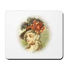 Portrait And Aristocratic Mousepad