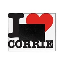 I love Corrie Picture Frame