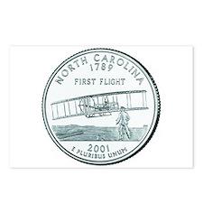 North Carolina State Quarter Postcards (8)