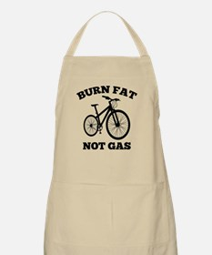 Burn Fat Not Gas Apron