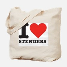 I love stenders Tote Bag