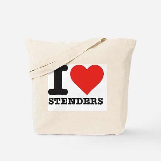 I love stenders Tote Bag