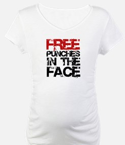 Free Punches In The Face Shirt