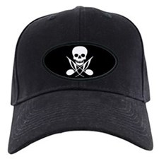 Music Pirate Baseball Hat