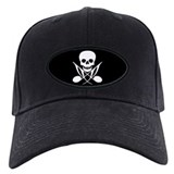 Pirate flag Hats & Caps
