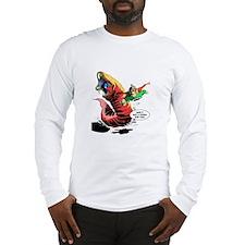Crypto-Man & Death Worm Long Sleeve T-Shirt
