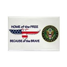 USArmy Home of the Free Magnets