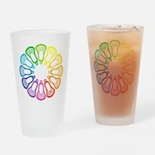 Lacrosse Spectrum Drinking Glass