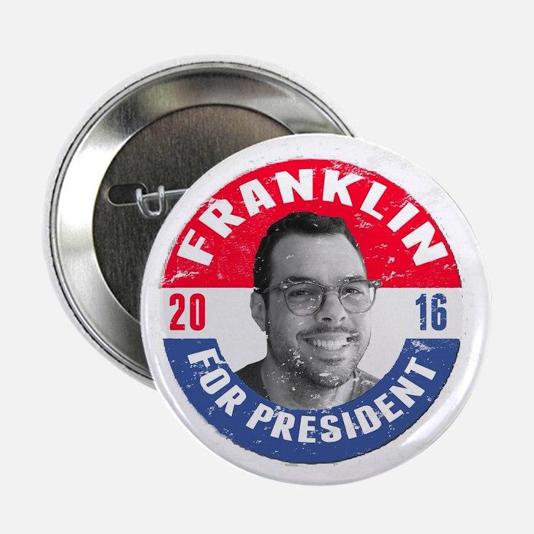 "Franklin 2016 2.25"" Button"